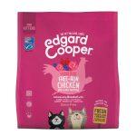 Edgard & Cooper Pollo e Anatra per Gattini - 300-g