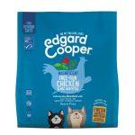 Edgard & Cooper Pollo e Pesce Bianco per Gatti Anziani - 300-g