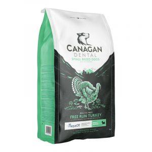 canagan free run turkey dental small