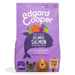 edgard cooper puppy salmone e tacchino