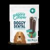 Edgard & Cooper DOGGY DENTAL FRAGOLA E MENTA snack per cani - m-10-25-kg