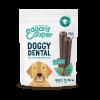 Edgard & Cooper DOGGY DENTAL FRAGOLA E MENTA snack per cani - l-oltre-25-kg