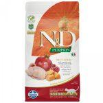 Farmina ND Gatto Quaglia e Zucca Neutered - 300-g