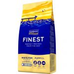 Fish4Dogs White Fish Puppy Large - 6-kg