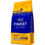 Fish4Dogs Adult Finest White Fish Large - 6-kg