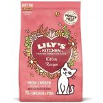 Lily's Kitchen Gattini Curiosi al pollo Kitten Recipe - 800-g