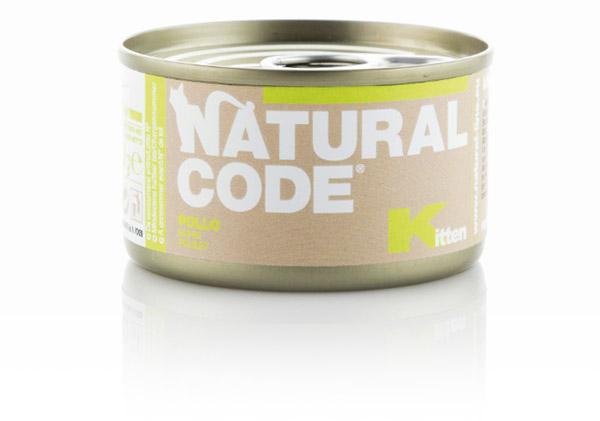 natural code kitten pollo