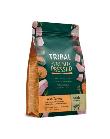 tribal fresh pressed turkey